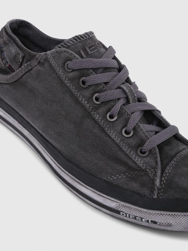 Diesel - EXPOSURE LOW I, Metal Grey - Sneakers - Image 5