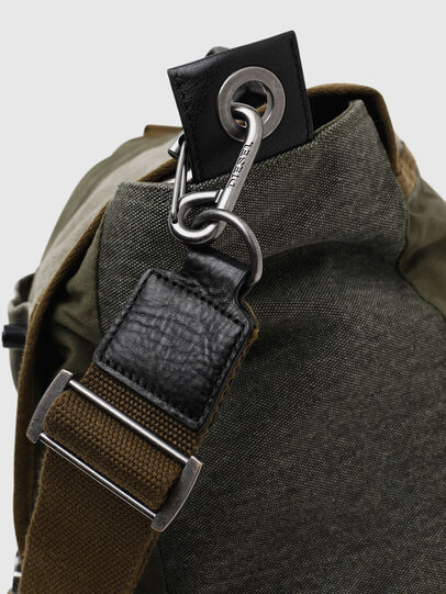 Diesel - BIVIO, Olive Green - Crossbody Bags - Image 7