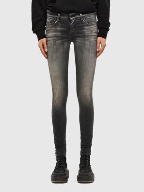 Slandy 069QR, Black/Dark grey - Jeans