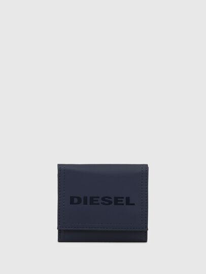 Diesel - YOSHINO LOOP, Dark Blue - Small Wallets - Image 1