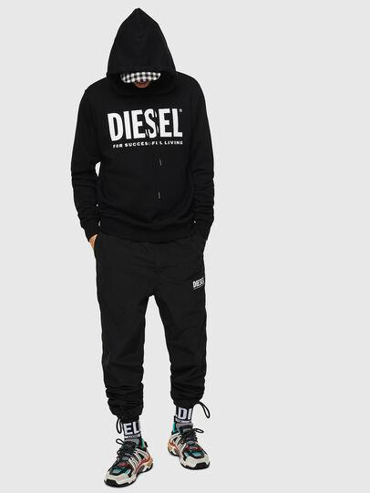 Diesel - S-GIR-HOOD-DIVISION-,  - Sweaters - Image 4