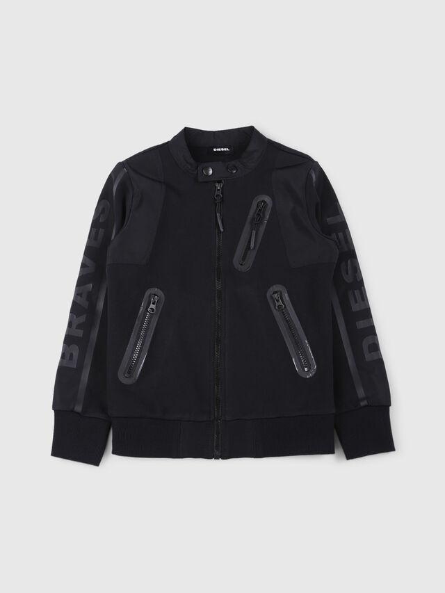 Diesel - SJINX, Black - Sweaters - Image 1