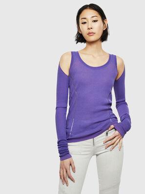 K-SIMONA, Violet - Knitwear