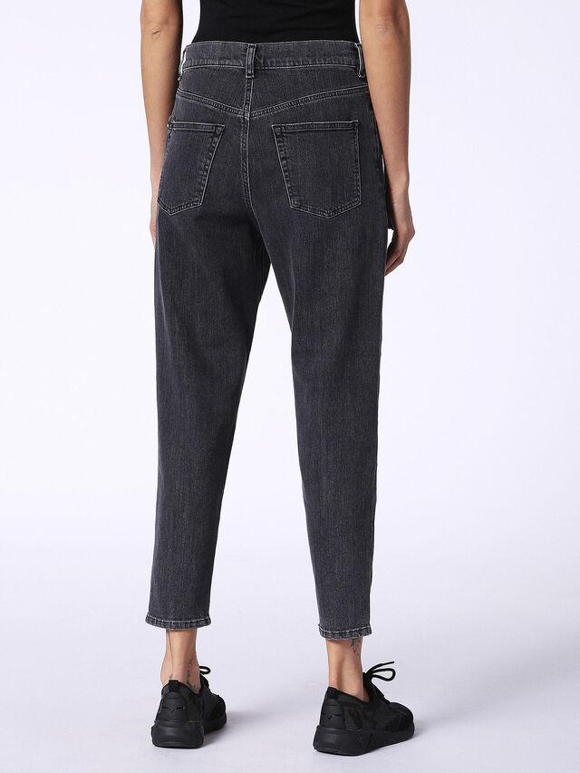 IRYS 084RS, Black Jeans