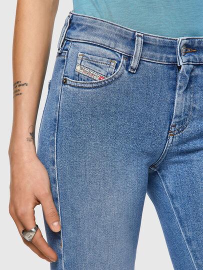 Diesel - Slandy 009ZY, Light Blue - Jeans - Image 4