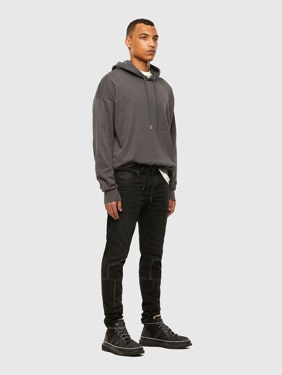 Diesel - Thommer JoggJeans® 009IC, Black/Dark grey - Jeans - Image 7