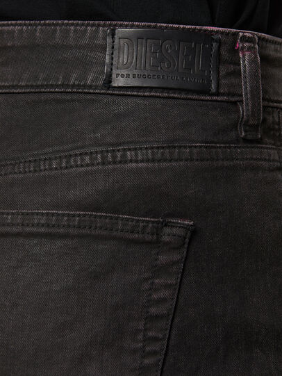Diesel - D-Joy 009DU, Black/Pink - Jeans - Image 5