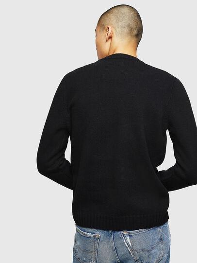 Diesel - K-CV-PATCH,  - Knitwear - Image 2