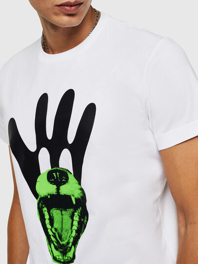 Diesel - T-DIEGO-B18,  - T-Shirts - Image 3