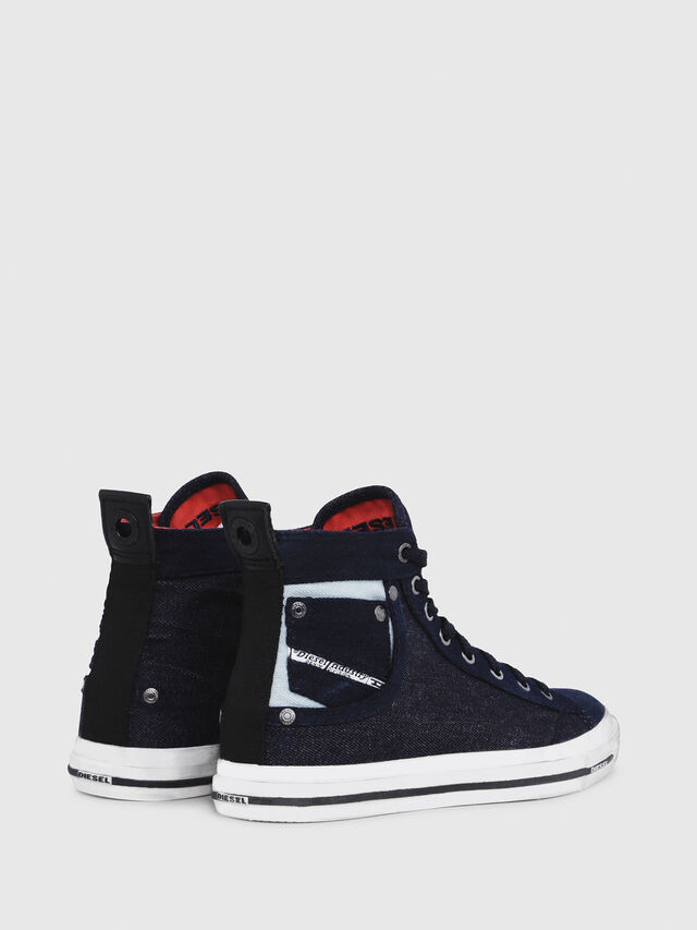 Diesel - EXPOSURE IV W, Dark Blue - Sneakers - Image 3