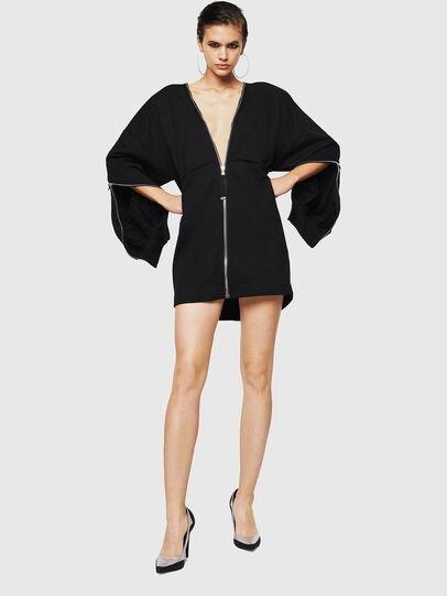 Diesel - DOVERIP, Black - Dresses - Image 6
