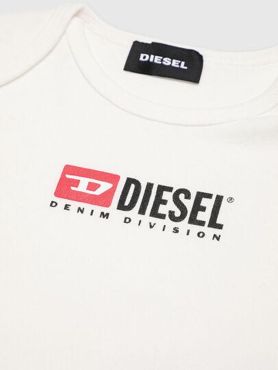 Diesel - UNLODIV MC-NB, White - Underwear - Image 3