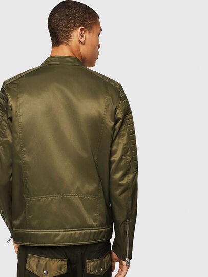 Diesel - J-SHIRO, Military Green - Jackets - Image 2