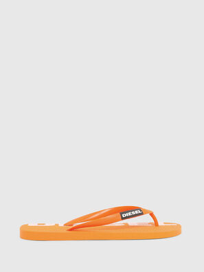 SA-BRIIAN, Orange - Slippers