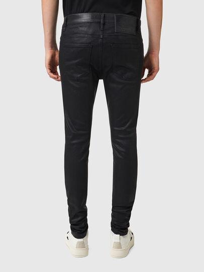Diesel - D-Istort 069YD, Black/Dark grey - Jeans - Image 2