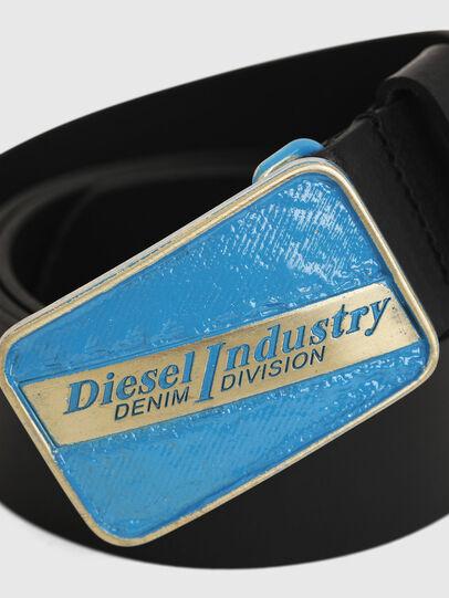 Diesel - B-AGE, Black - Belts - Image 2
