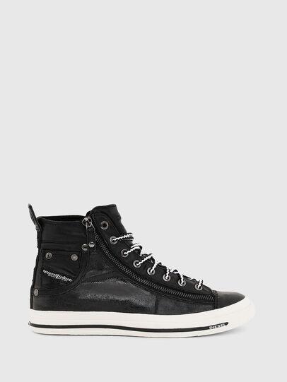 Diesel - EXPO-ZIP W, Black - Sneakers - Image 1