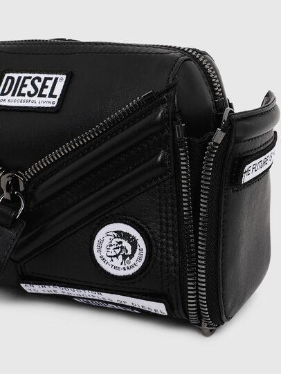 Diesel - LE-ZIPPER CROSSBODY,  - Crossbody Bags - Image 5