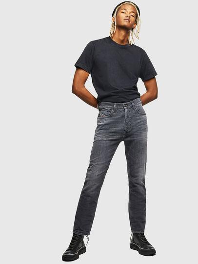 Diesel - D-Eetar 0095I, Black/Dark grey - Jeans - Image 5