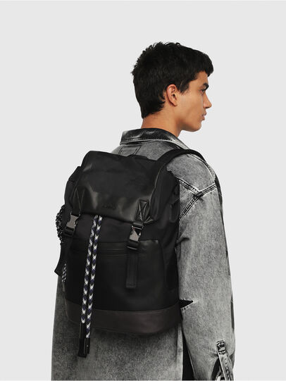 Diesel - SUSE BACK,  - Backpacks - Image 6