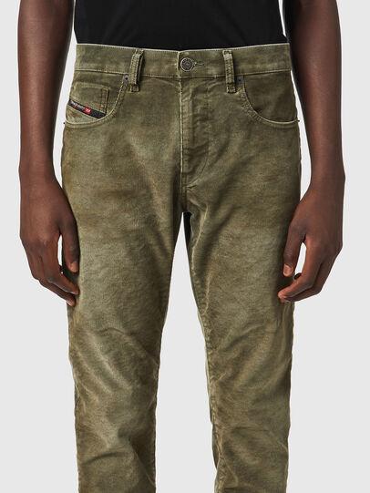 Diesel - D-Strukt 069XQ, Military Green - Jeans - Image 3
