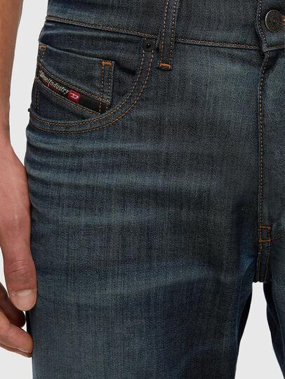Diesel - D-Strukt JoggJeans® 009KJ, Dark Blue - Jeans - Image 3