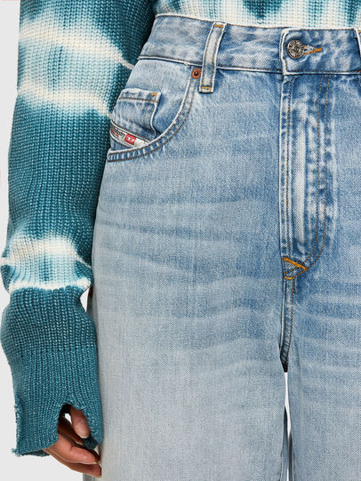 Diesel - D-Reggy 009GZ, Light Blue - Jeans - Image 3