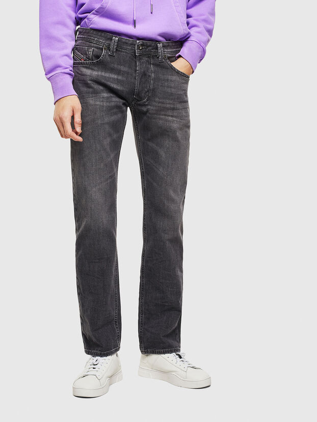 Larkee 0095I, Black/Dark grey - Jeans