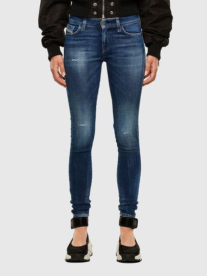 Diesel - Slandy 009CX, Medium blue - Jeans - Image 1