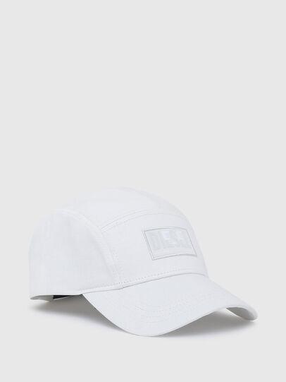Diesel - C-SMILL, White - Caps - Image 1