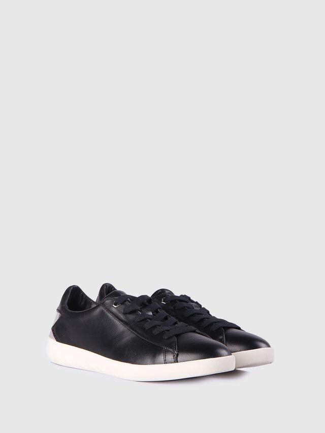 Diesel - S-OLSTICE LOW W, Black - Sneakers - Image 3