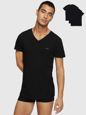 UMTEE-MICHAEL3PACK, Black - Tops