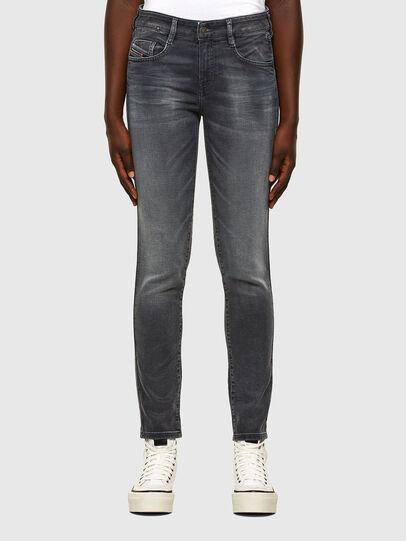 Diesel - D-Ollies JoggJeans® 069QA, Black/Dark grey - Jeans - Image 1
