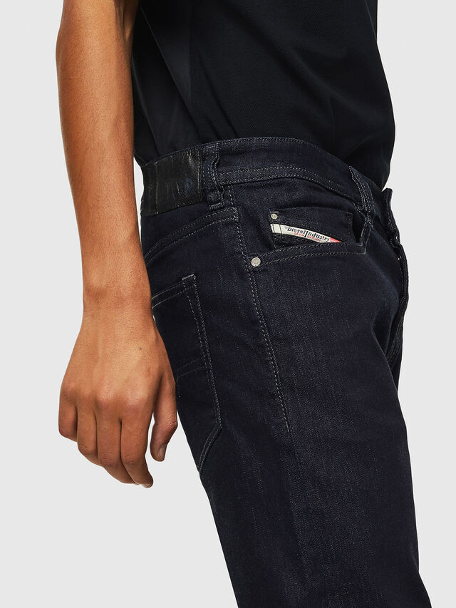 Diesel Buster 0607A, Dark Blue - Jeans - Image 3