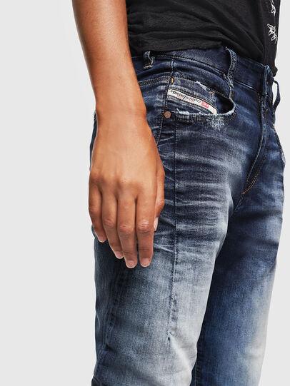 Diesel - Fayza JoggJeans 069KD, Dark Blue - Jeans - Image 3