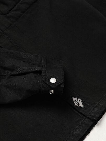 Diesel - GR02-B301,  - Denim Shirts - Image 4