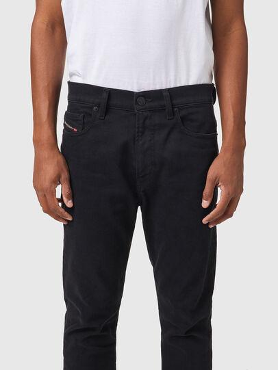 Diesel - D-Amny JoggJeans® Z9A29, Black/Dark grey - Jeans - Image 3