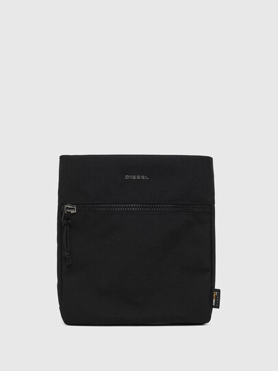 Diesel - F-URBHANITY CROSS, Black - Crossbody Bags - Image 1