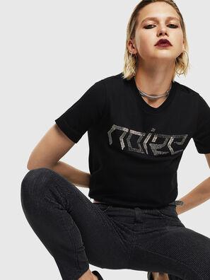 T-SILY-WS, Black - T-Shirts
