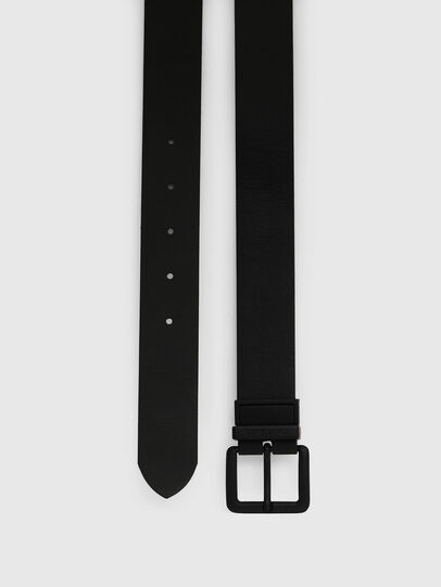 Diesel - B-DOUCKLE, Black - Belts - Image 4