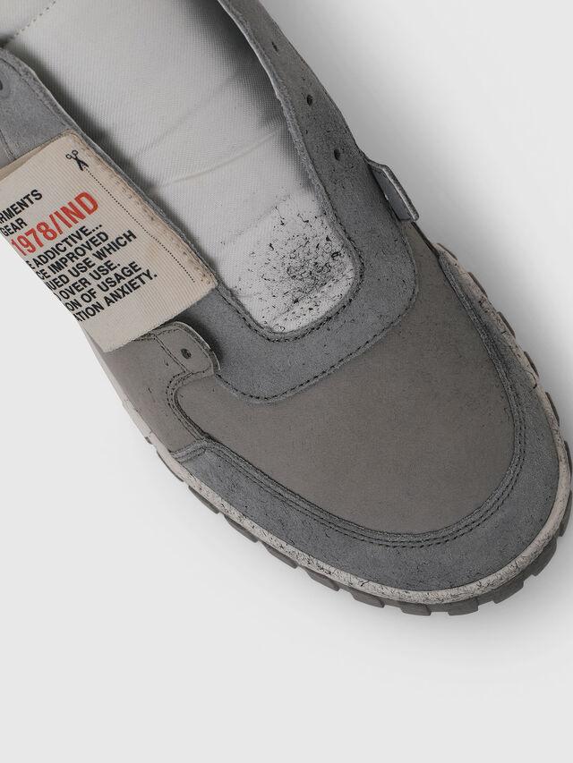 Diesel - S-LE RUA ON, Grey - Sneakers - Image 5