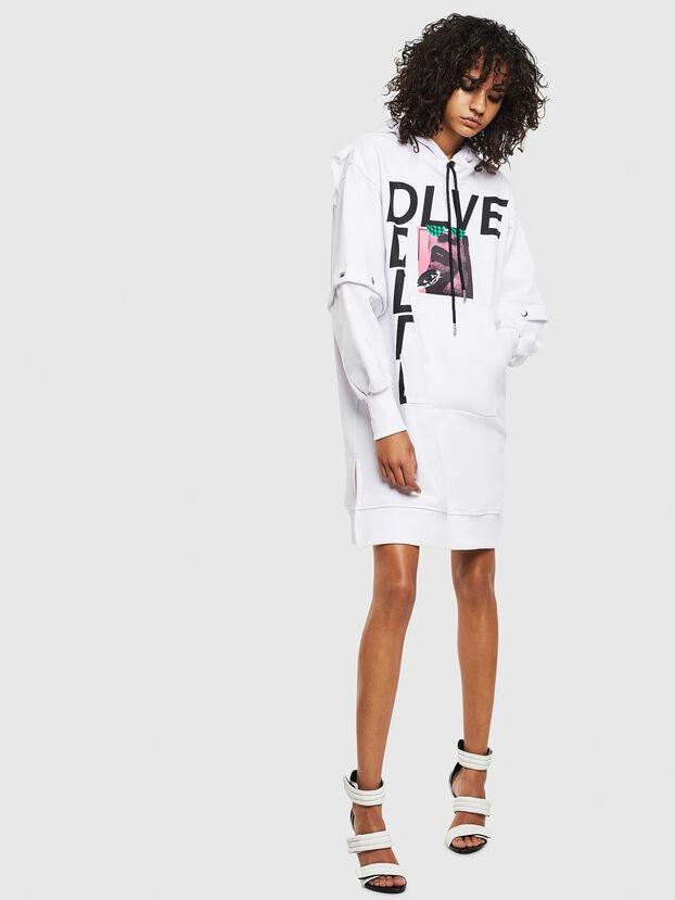 D-AYALA, White - Dresses