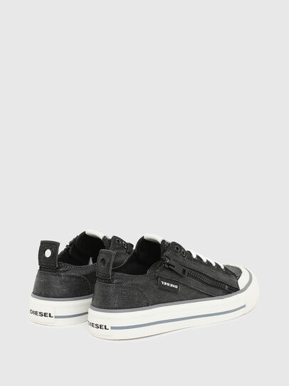 Diesel - S-ASTICO LOW ZIP W, Black - Sneakers - Image 3