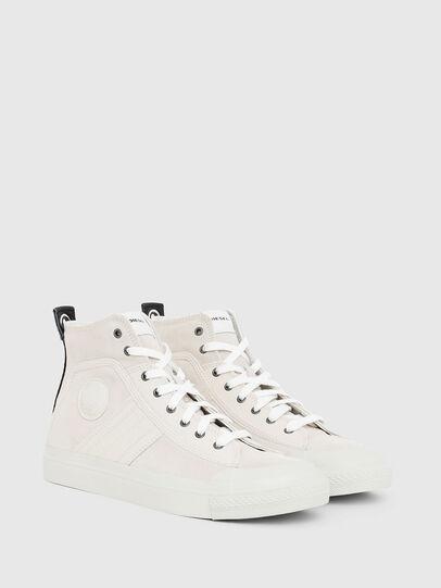 Diesel - S-ASTICO MC LOGO, Pink/White - Sneakers - Image 2