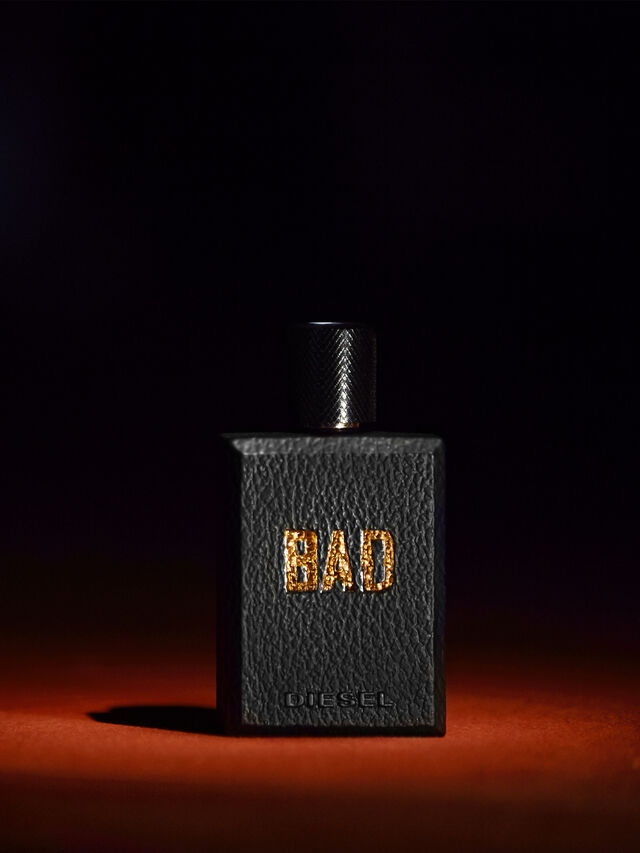 Diesel - BAD 50ML, Opaque Black - Bad - Image 3