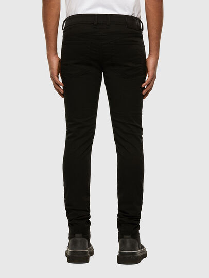Diesel - Sleenker 069EI, Black/Dark grey - Jeans - Image 2