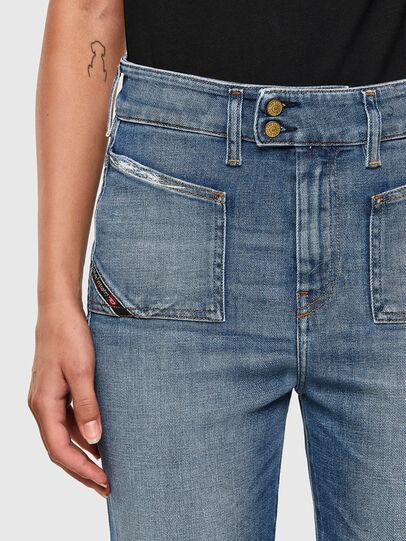 Diesel - D-Earlie 009HG, Light Blue - Jeans - Image 3
