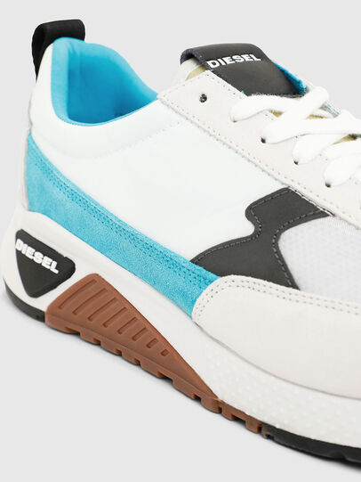 Diesel - S-KB LOW LACE II, White - Sneakers - Image 4