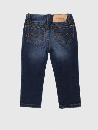 Diesel - GRUPEEN-B-N, Medium blue - Jeans - Image 2