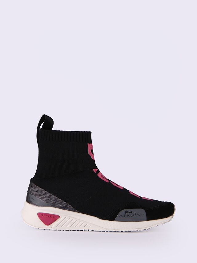 S-KB MID SOCK, Black
